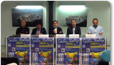 Conferenza Stampa Sicilia Volley Show