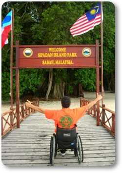 Handicapped Scuba Association International