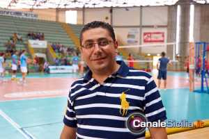 Dr. Salvo Messina Presidente Volley Brolo