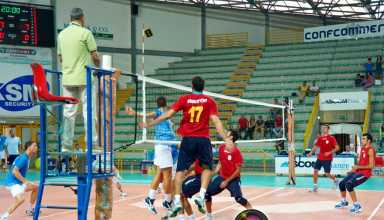Volley Brolo - Pallavolo Messina