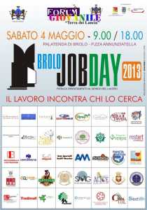 Brolo Job Day 2013