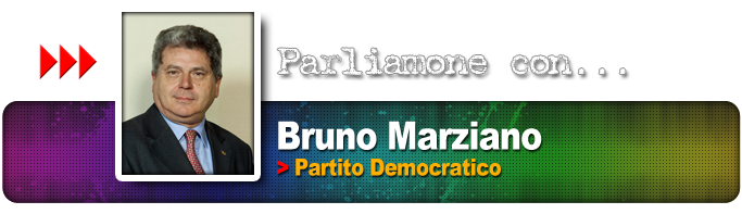 On. Bruno Marziano