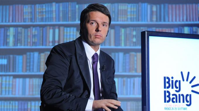 Big Bang Matteo Renzi