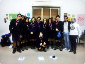 Scout a Piraino