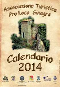 Calendario ProLoco Sinagra 2014