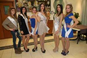 Brolo -  Miss Tourism e Miss Freedom Nebrodi