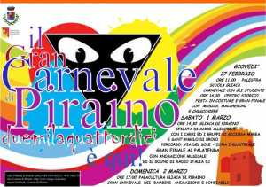 Carnevale a Piraino 2014