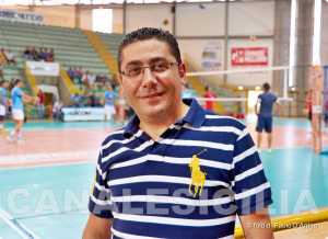 Salvo Messina - Presidente Volley Brolo