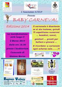 Baby Carneval 2014