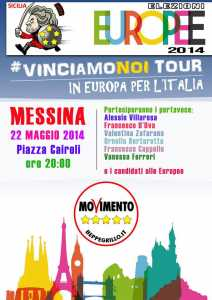 Messina - VinciamoNoiTour