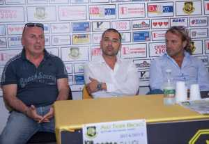 Tiger Brolo - Conferenza stampa (Ph Forzano)