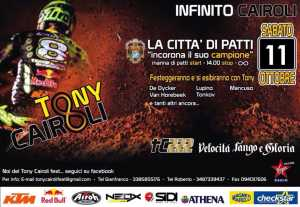 Patti - Tony Cairoli