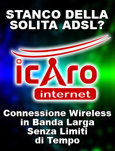 ICARO - Wireless Internet Service Provider