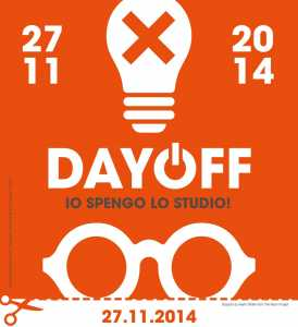 """Day off: io spengo lo studio"""