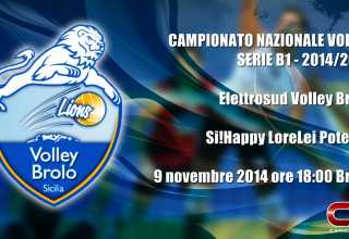 VolleyBrolo 9 Novembre 2014