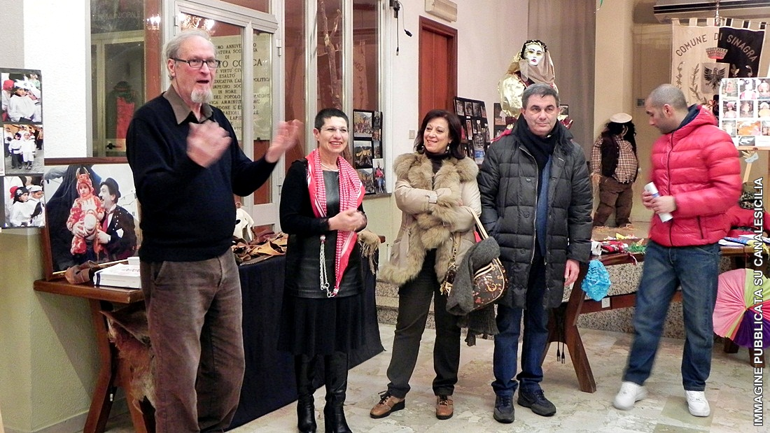 Mostra Carnevale A Sinagra