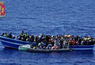 Migranti Messina
