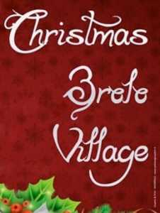 Christmas Brolo Village