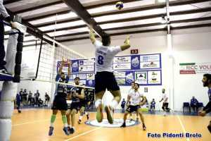 Volley Brolo - Universal Catania