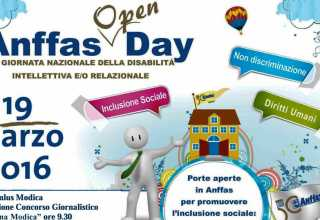 Anffas Open Day - Modica