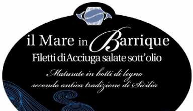 Il mare in barrique