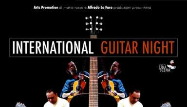 International Guitar Night 2016