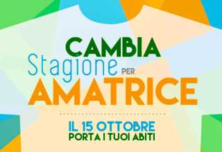 Cambia Stagione Amatrice