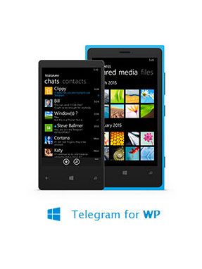 Telegram su WindowsPhone