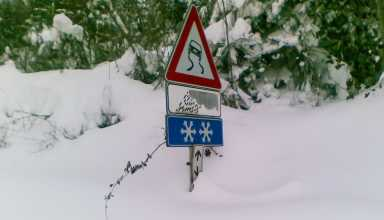 Neve sulle strade