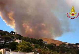 Incendi Messina 07 2017