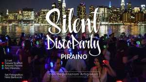 Silent Disco Party Piraino