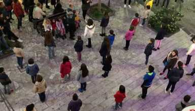 Flash Immob Gioiosa Marea