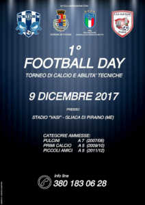 1° Football Day