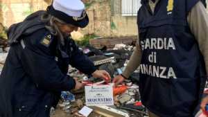 Sequestro Discarica