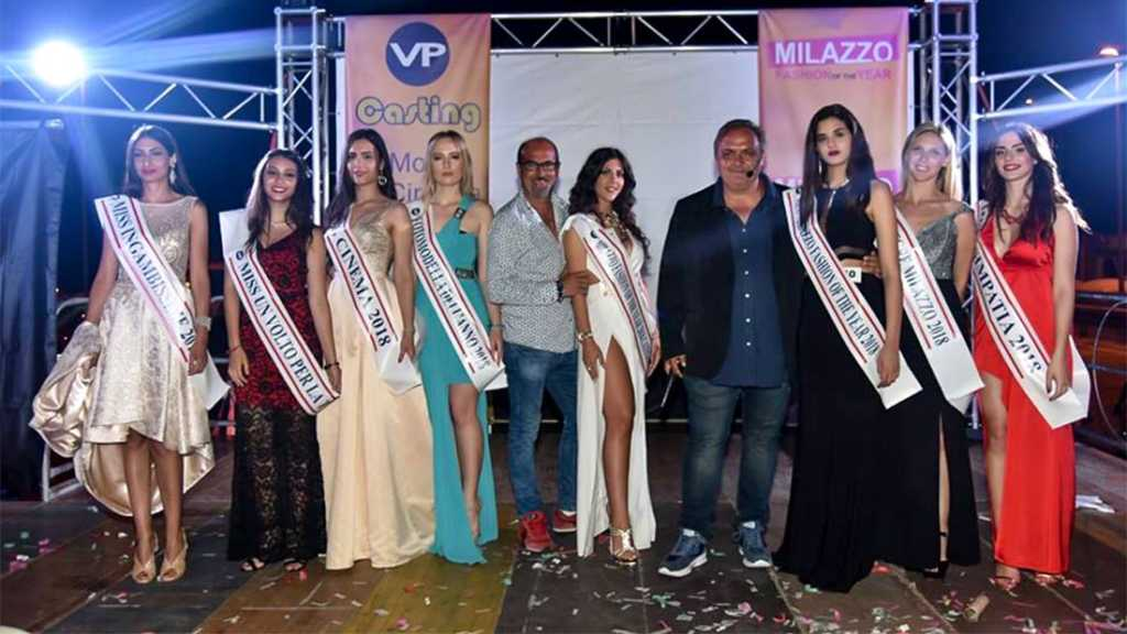 Vincitrici Milazzo Fashion Year