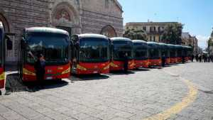 Bus Elettrici a Messina