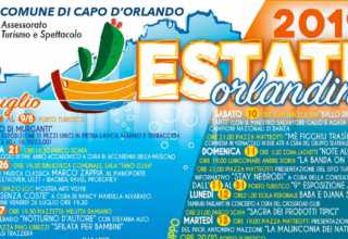 Estate 2019 Capo d'Orlando