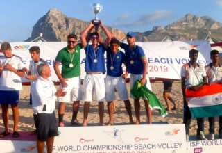Vincitori Beach Volley