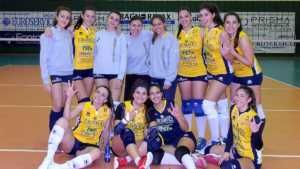 Ragazze Messina Volley