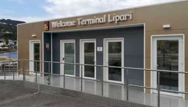 Lipari Welcome Terminal